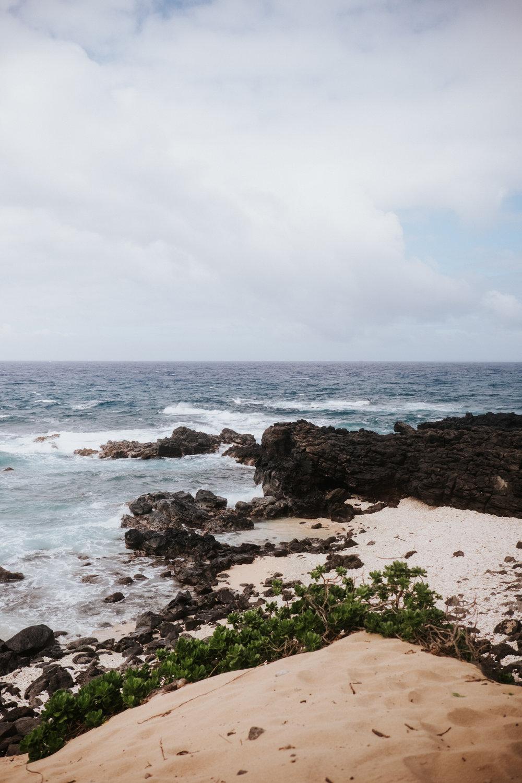 Hawaii beach photography
