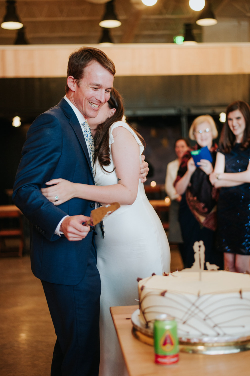Peached Social House Wedding photography