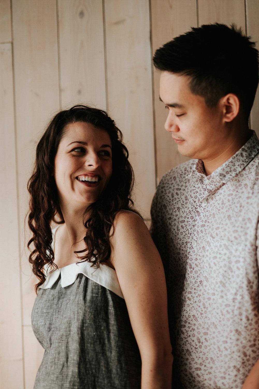 Austin couple maternity photo shoot