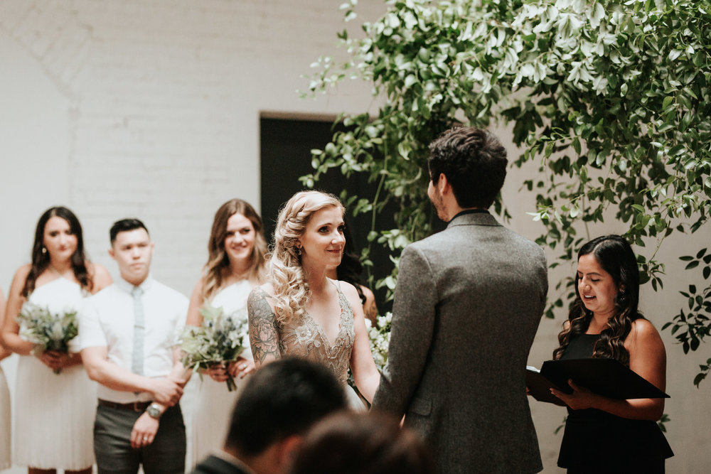 Wedding at One Eleven East