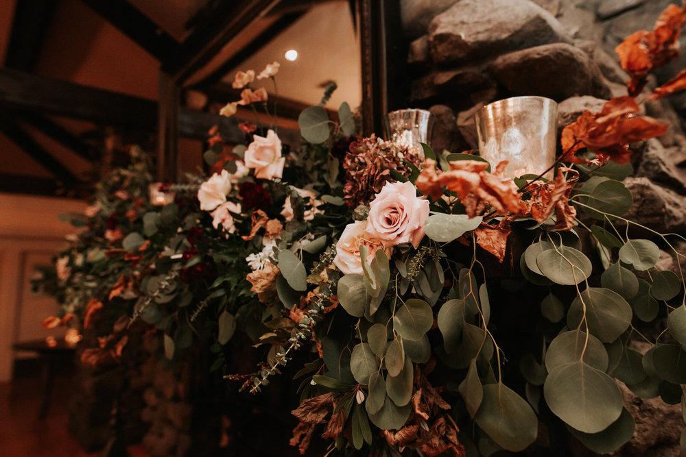 Old Daley Schenectady wedding decor