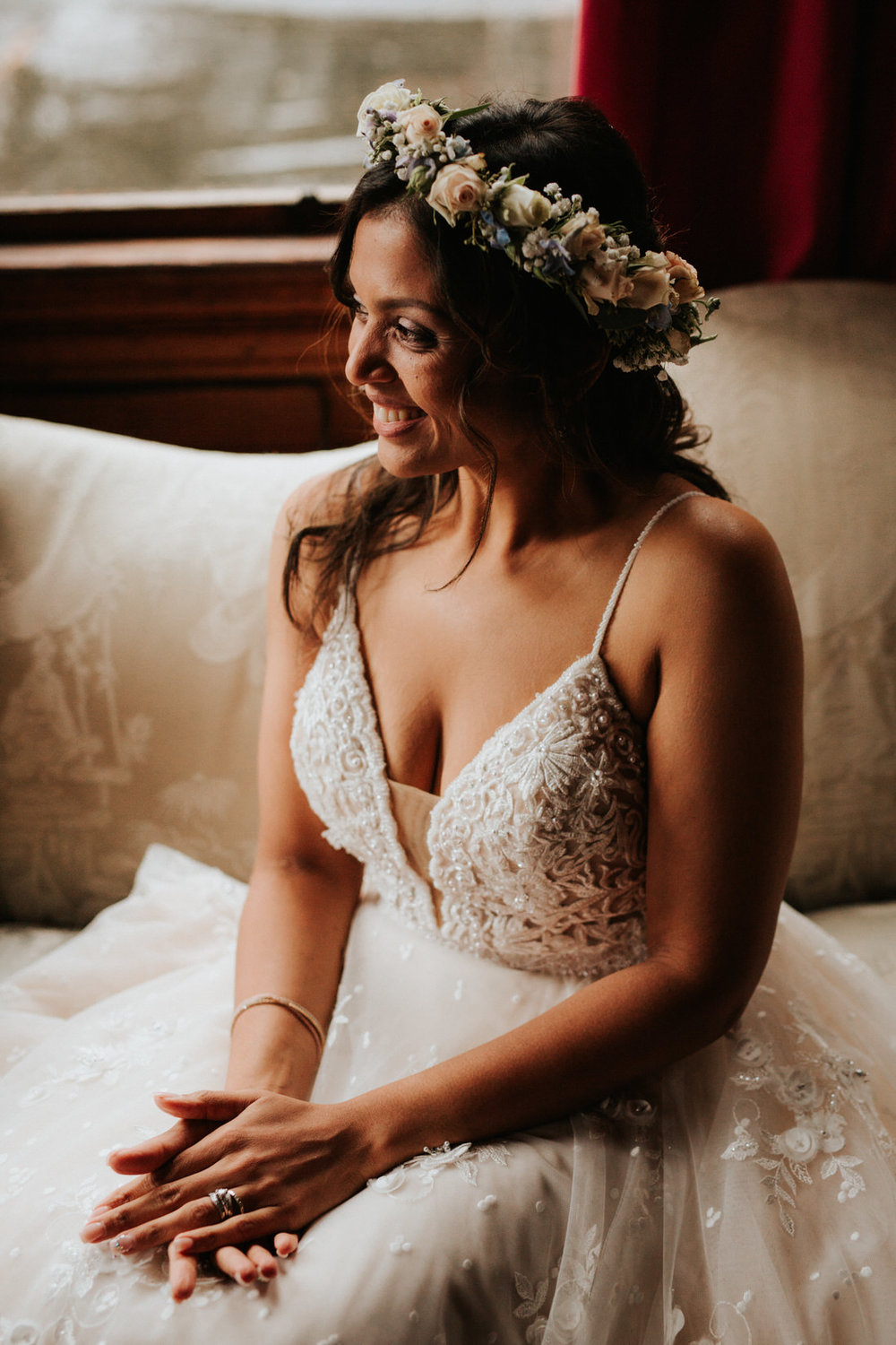 Upstate New York Catskills wedding photography