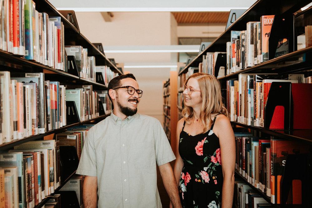 Austin Central Library Engagement - Diana Ascarrunz Photography-8.jpg