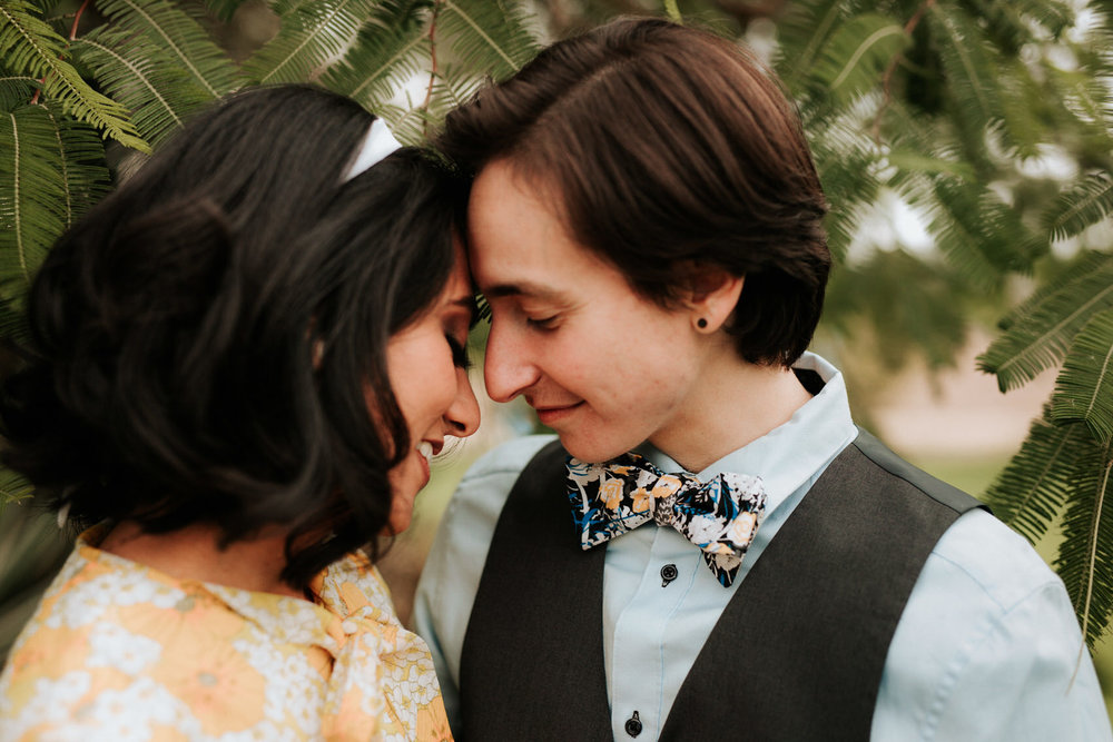 Palm Springs Engagement photography