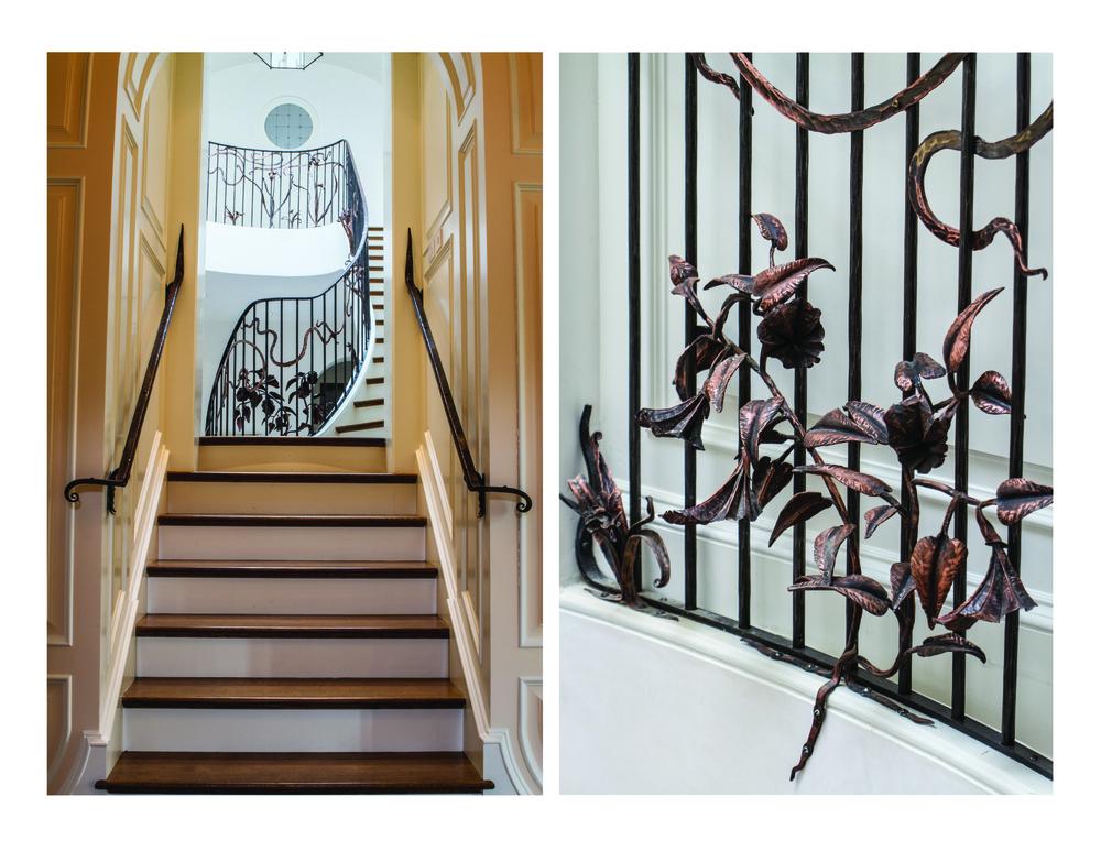 Fleury Staircase, 2013 (detail)