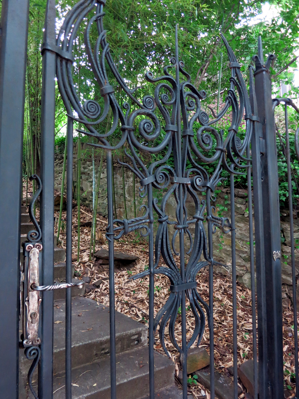 Phoenix Rising Gate, 1997