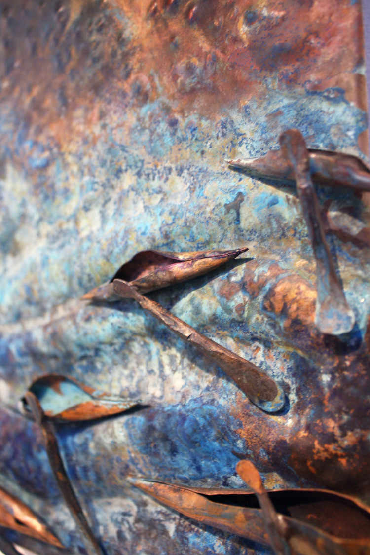 Majestic Waters I, 2013 (detail)
