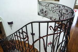 Fleury Staircase (detail)