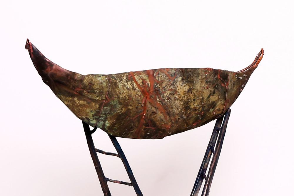 Echelle de Cuivre (detail)