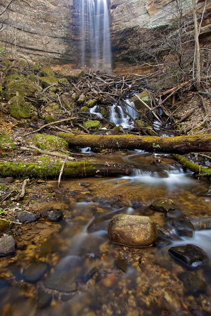 Fairy Falls - Stillwater, MN Canon 5D mark iii + Canon 17-40L @ f16