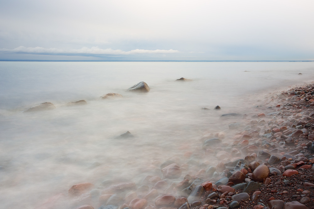 Before the Sun - North Shore of Lake Superior