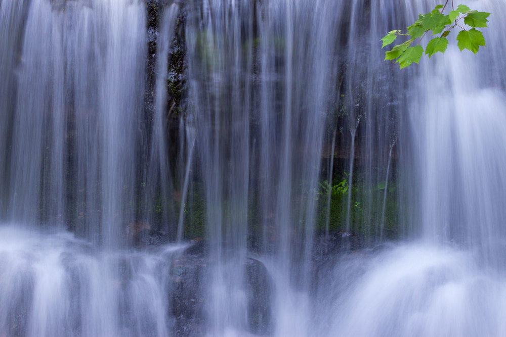 Showering in Wagner Falls - Munising, MI  Canon 7D + Tokina 12-24mm ATX II