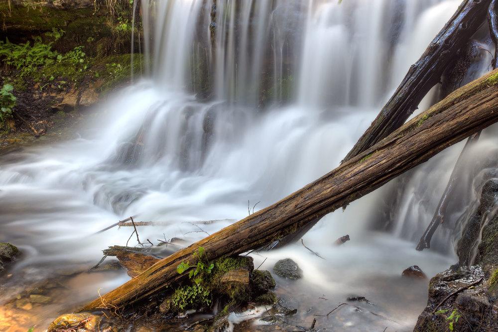 Wagner Falls - Munising, MI  Canon 6D + Canon 17-40mm L