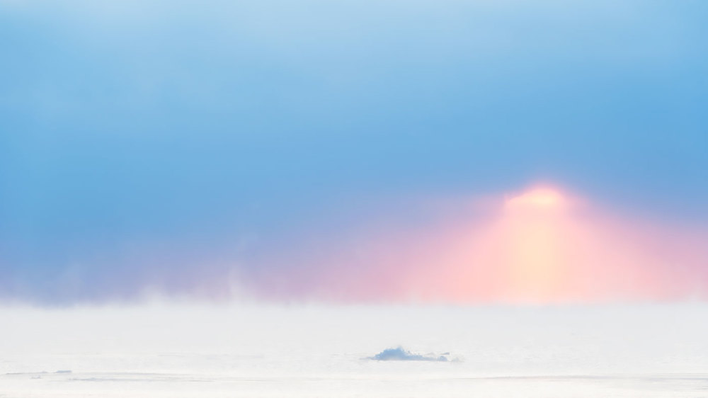Sunrise on Lake Superior - MN  Nikon D700 + Nikon 200-400mm f4.0 VR