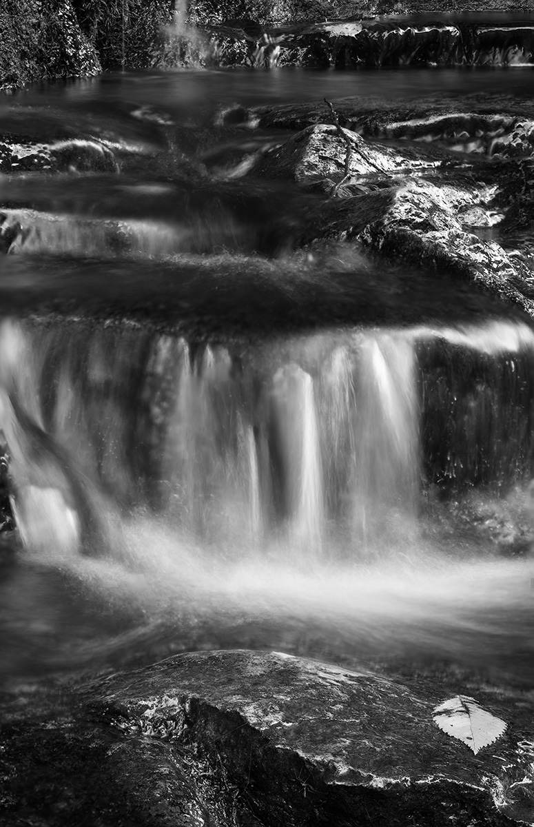Deceptively Small Falls  Nikon D810 + Nikon 105mm f/2.8 Micro VR (9 image focus stack)