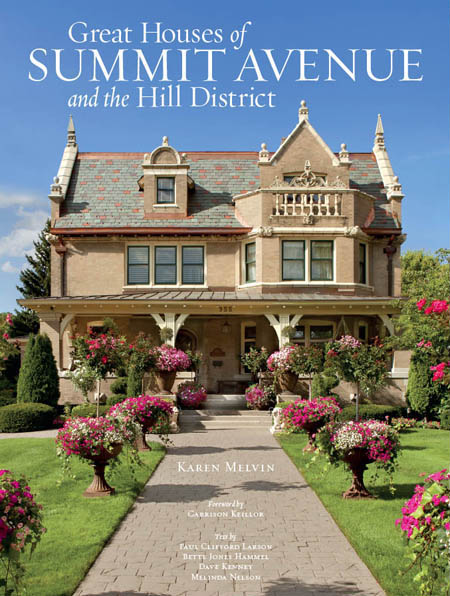 New this fall - Tour through the interiors of Summit Avenues most intriguing houses