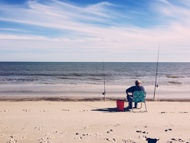 fishing at cape san blas