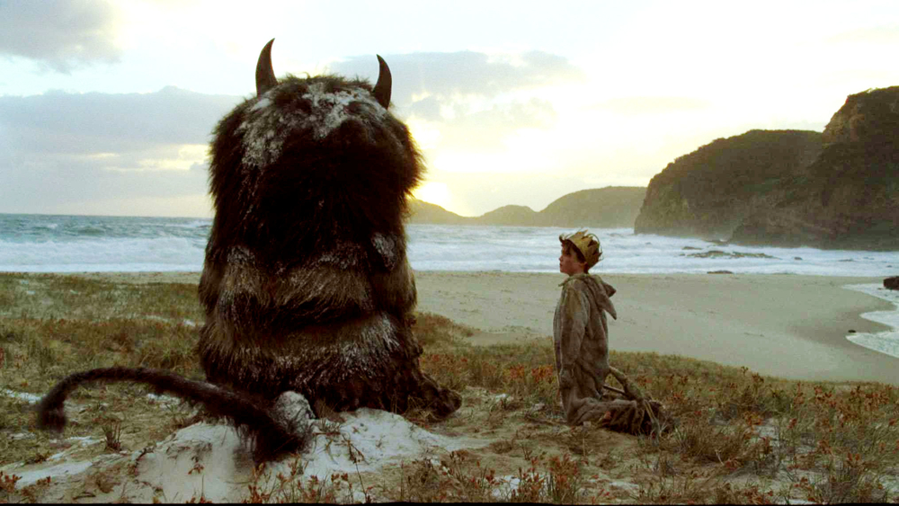 "Drawing inspiration from Spike Jonze's 2009 adaptation of Maurice Sendak's ""Where the Wild Things Are"""