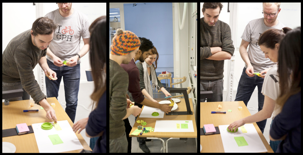 Interaction Prototyping & User Tests