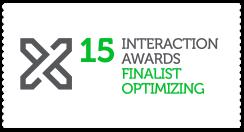 2015 IxDA Awards Finalist in the Professional 'Optimizing' category