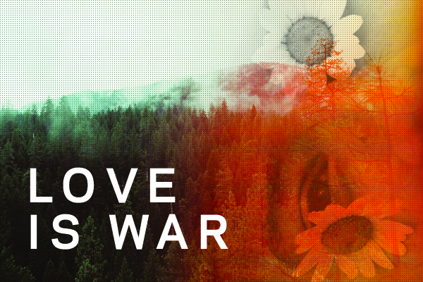 loveiswar
