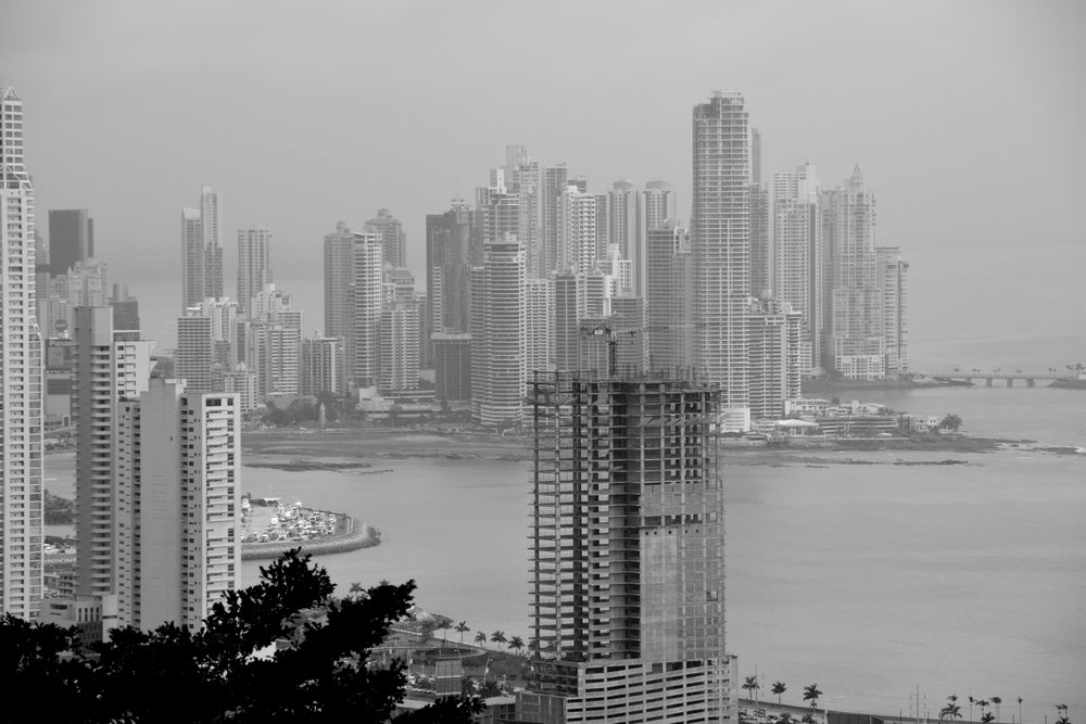 Rapid Urbanization in Panama City