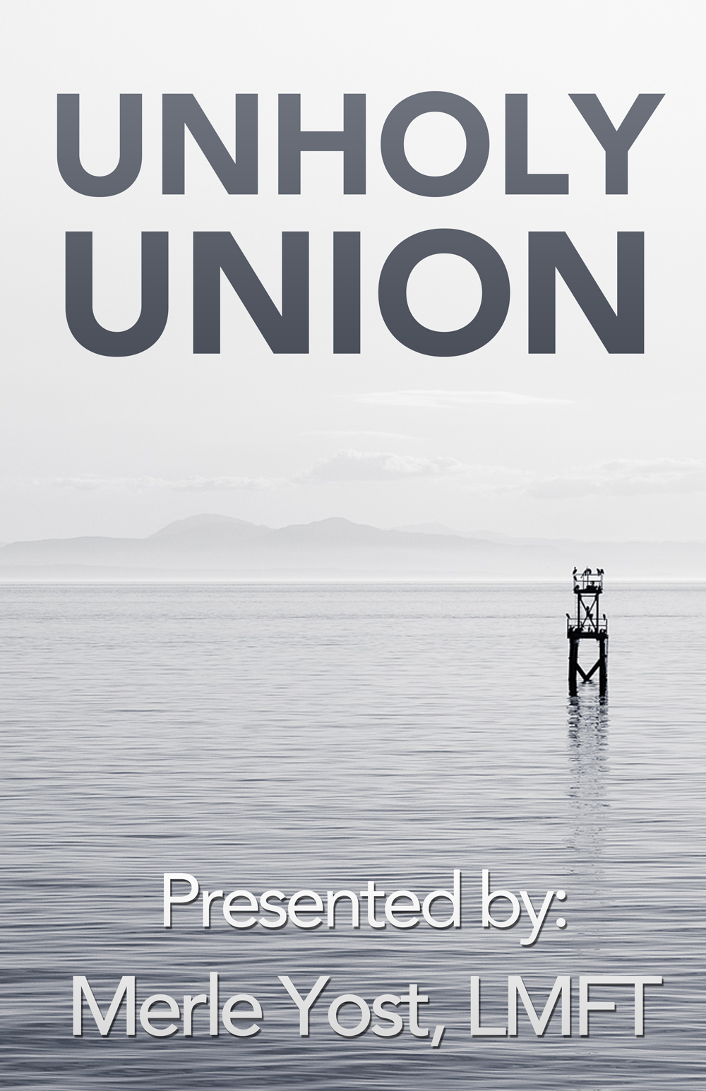 Unholy Union Poster