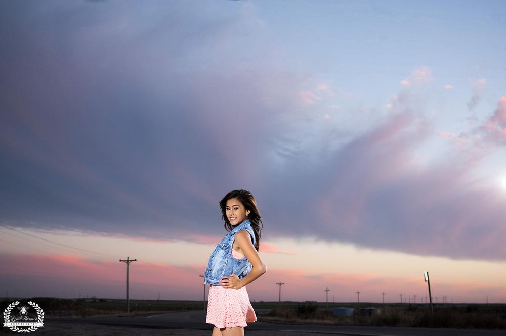 senior photography Deerfield KS