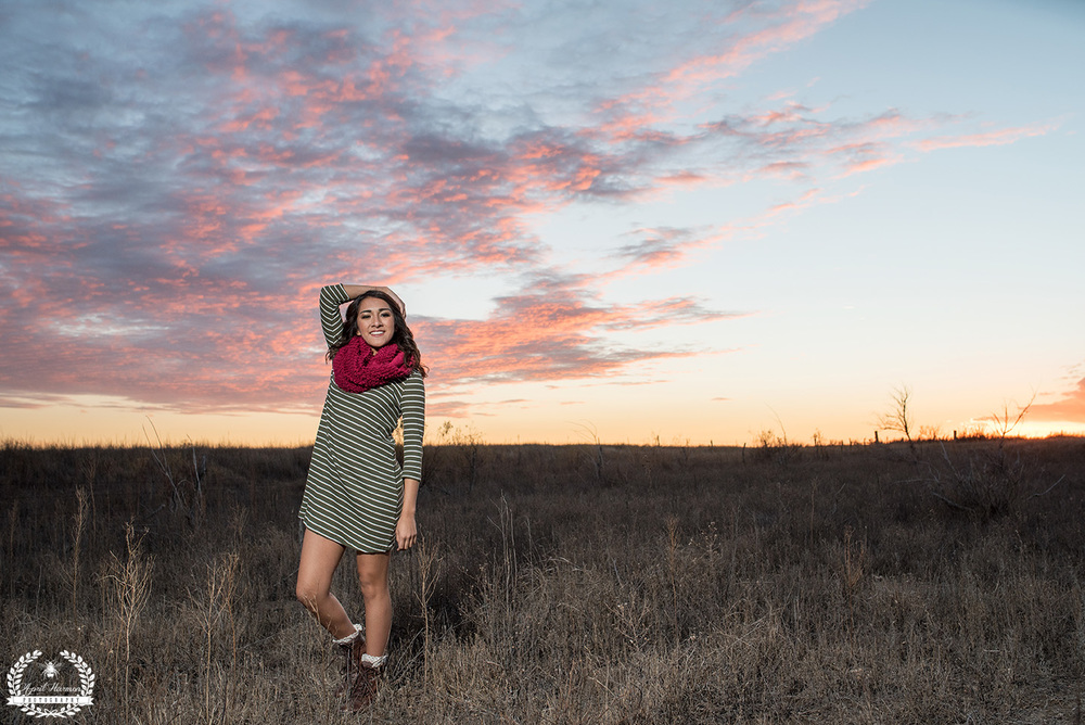 southwest kansas senior photography