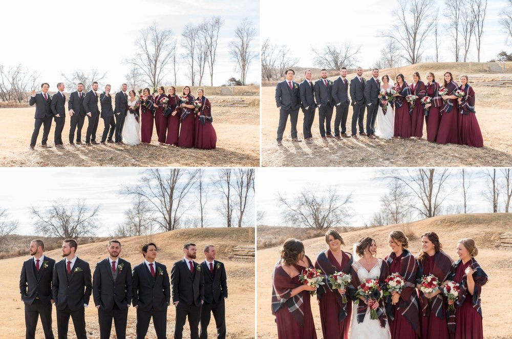 Lakin Kansas Winter Wedding Photography 11.jpg