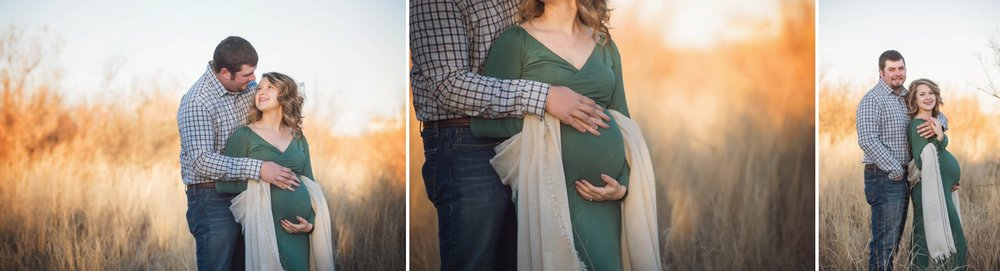 winter maternity photography southwest kansas 3.jpg
