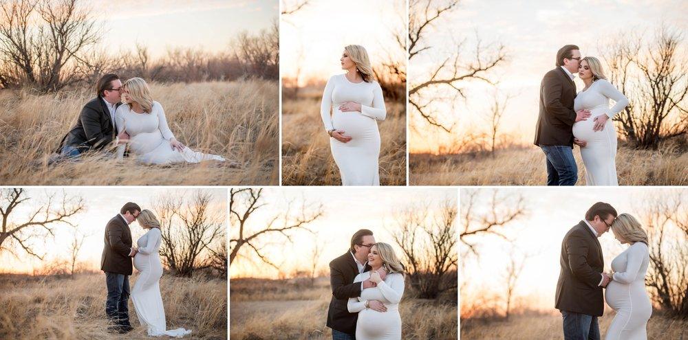 white dress maternity photography southwest kansas 2.jpg