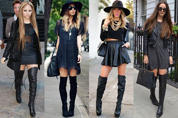 Best Thigh High Boots - Boot Hto