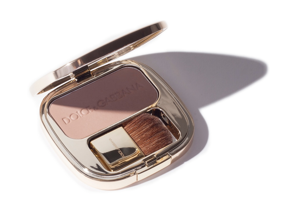 Dolce & Gabanna Blush - This luminous cheek powder has the perfect amount of saturation to its pigment. When looking for a blush, I look for something with perfect amount of smoky undertones to keep my colour palette in the neutral zone while still creating that flushed look. My skin is fare and my cheeks have little to no rosiness, therefore I follow what my skin already gives me with just a small push. SHOP  →