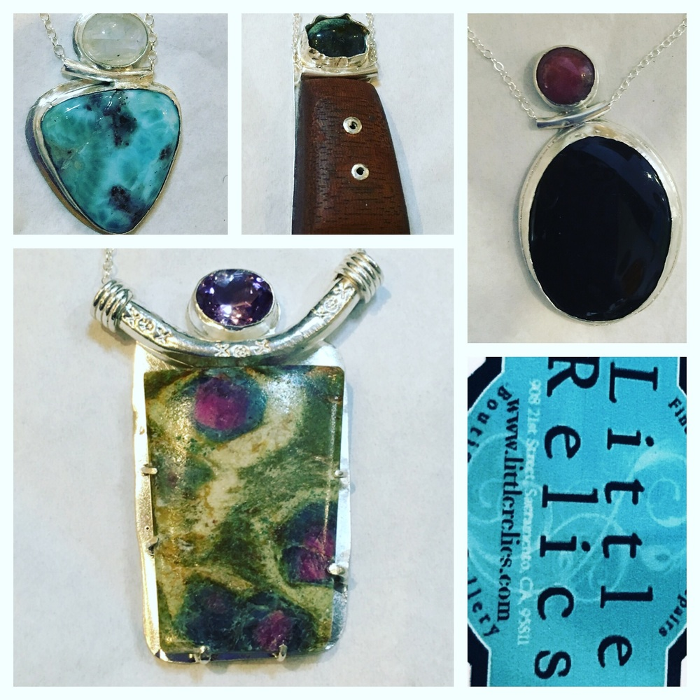 Artisan wearable art by Susan Rabinovitz