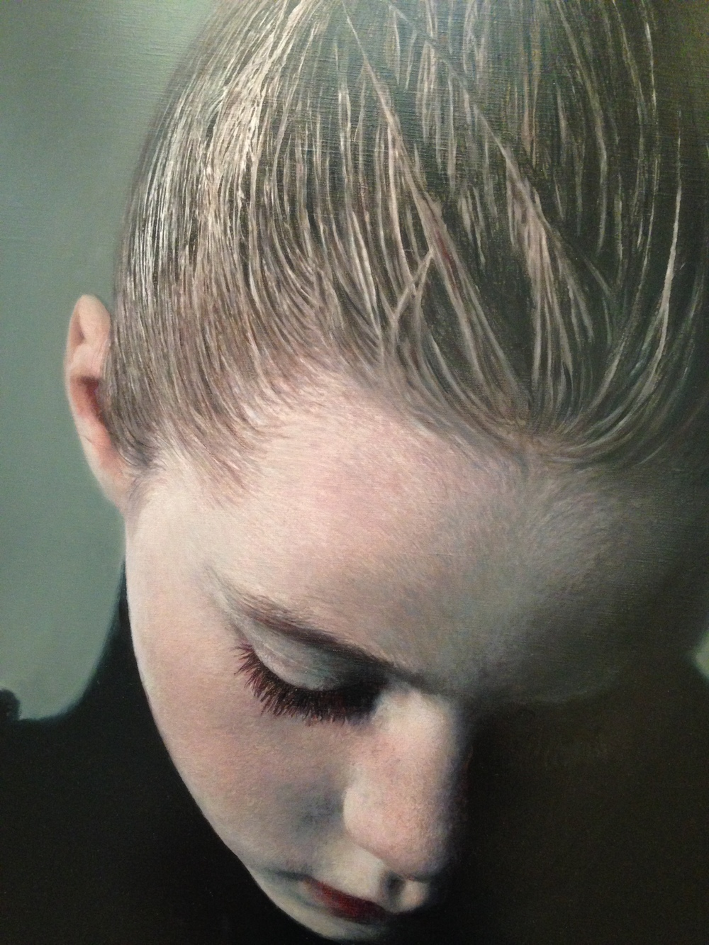 Detail of  Untitled (The Disasters of War 10) , Gottfried Helnwein (1948- )