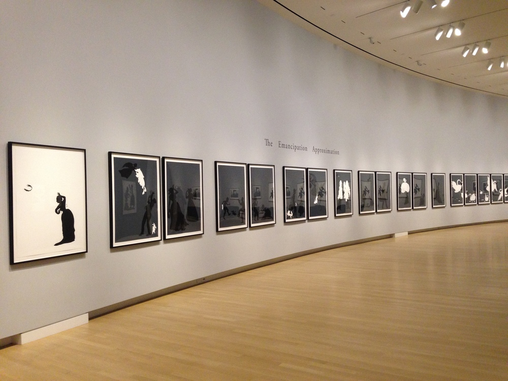Kara Walker exhibit