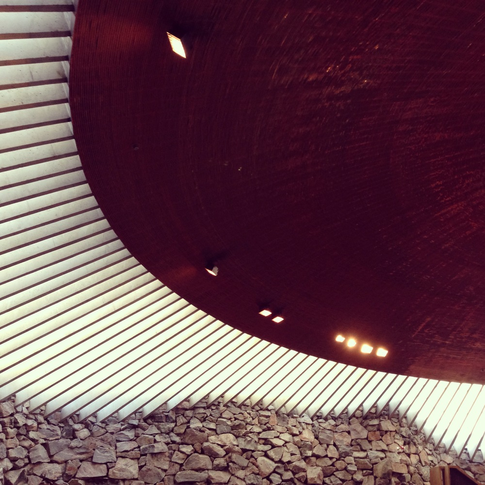 Temppeliaukio Church