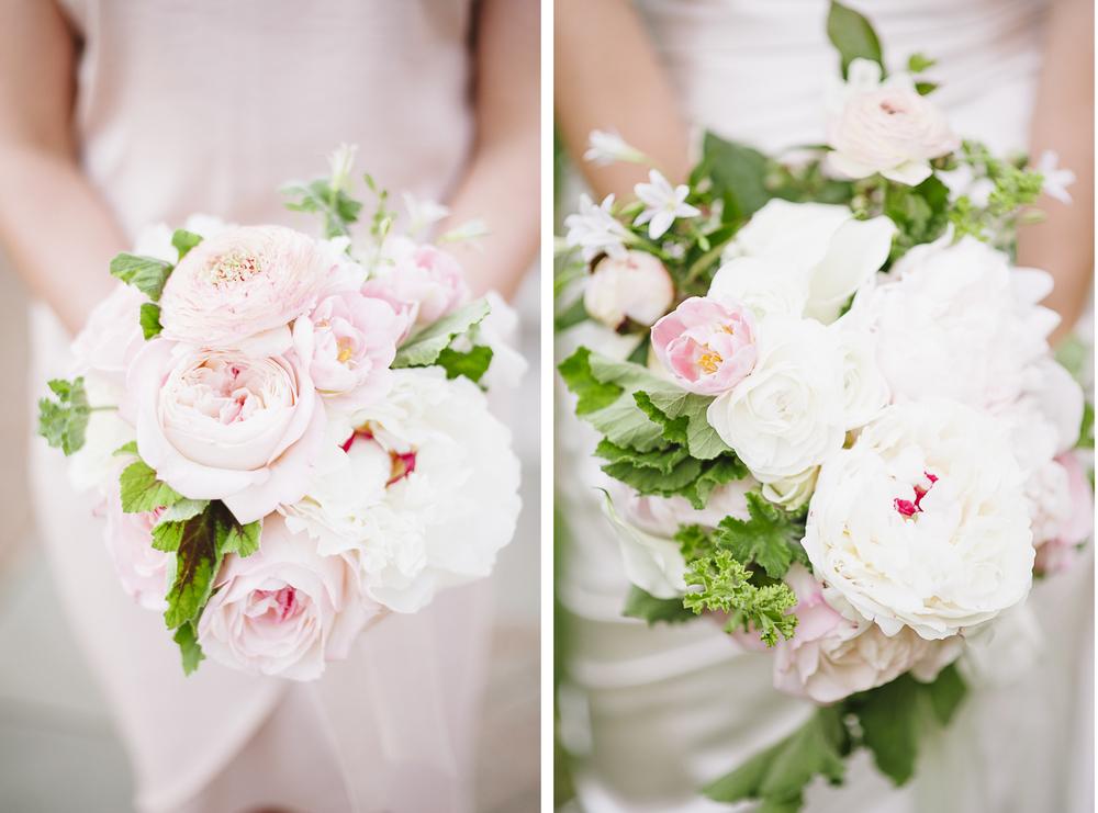 Brooklyn Botanic Garden Wedding Flowers Bouquets