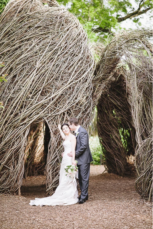Brooklyn Botanic Garden Wedding 44