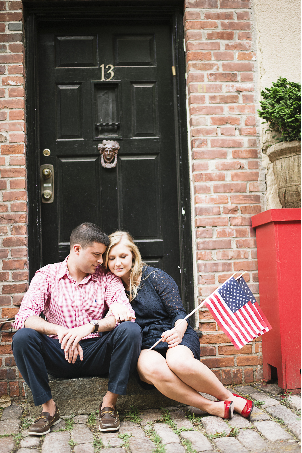 July 4th Engagement Session New York City