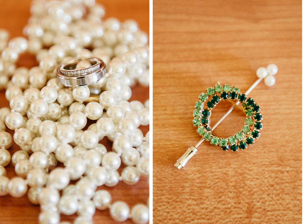 Albany NY Farm Wedding Rings