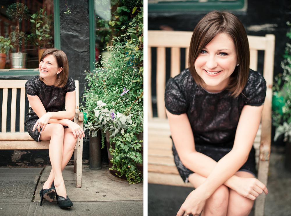 West Village Glamour Portrait Session 1