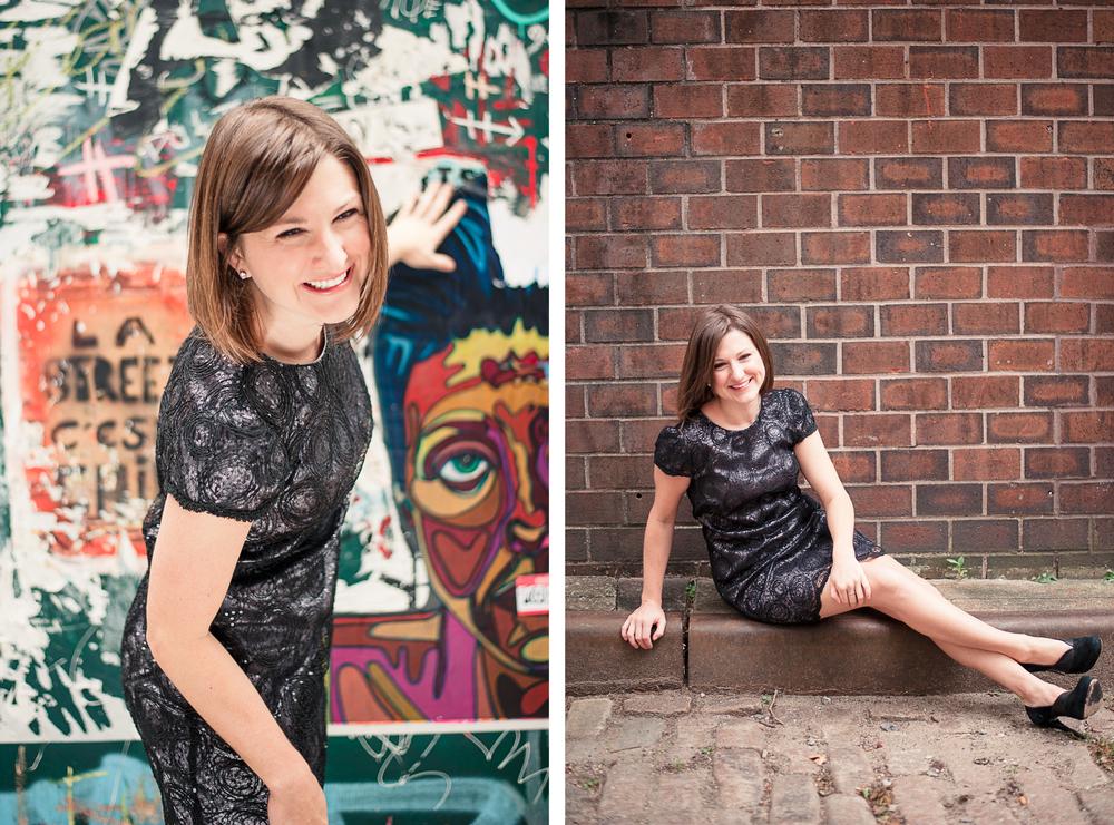 West Village Glamour Portrait Session 7