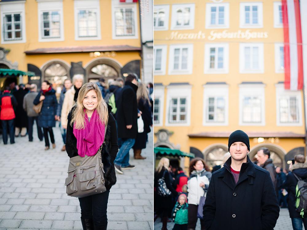 Day Trip to Salzburg Austria