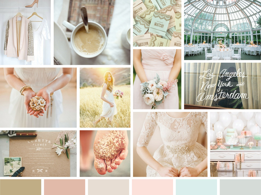 Michelle Lange Photography Design Inspiration Board