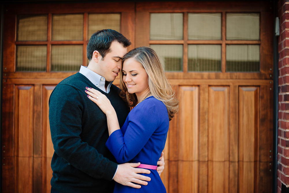 Hoboken Engagement Session Photography Cobblestone