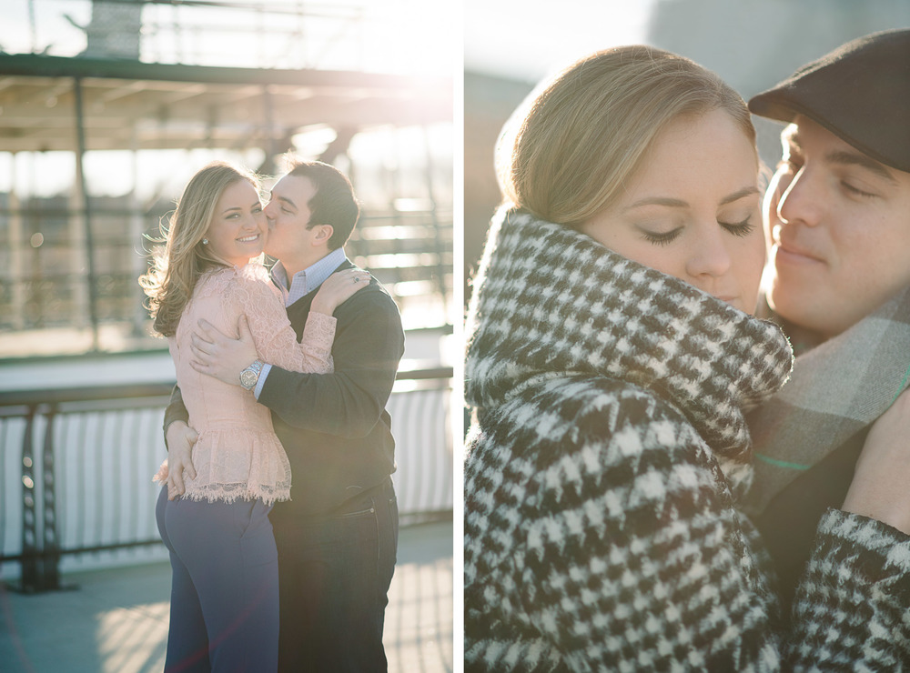 Hoboken Engagement Session Photography