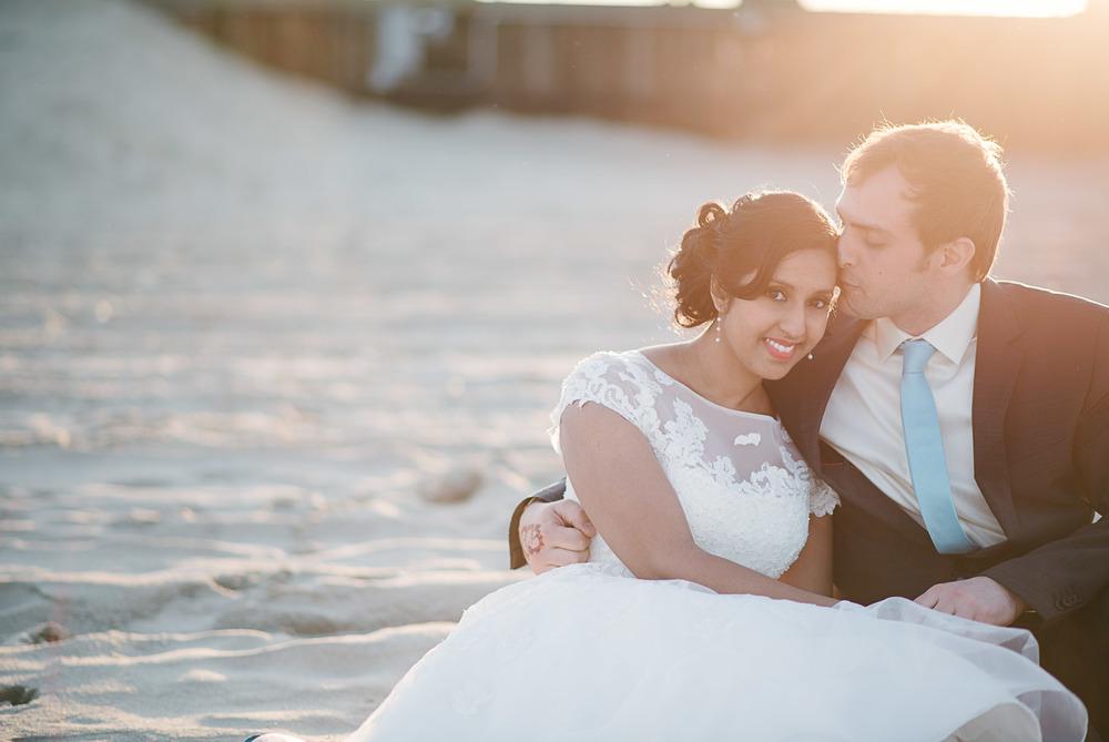 Ocean Place Long Branch NJ Wedding Photo