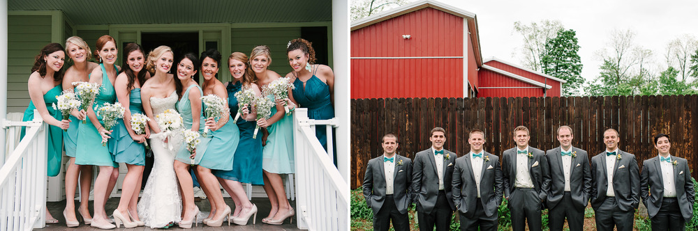 Raritan Inn at Middle Valley Rustic Barn Wedding New Jersey Photo  11